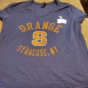 Womens Syracuse orange shirt